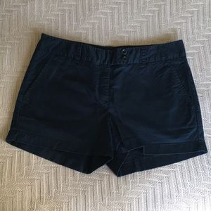 "Vineyard Vines navy 3"" inseam shorts"